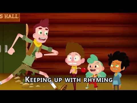 Cry Baby / Camp Camp / AMV (camp Camp Sheet)