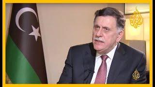 🇱🇾 السراج: أبو ظبي والقاهرة تدعمان حفتر لأوهام تتعلق بمخاوفهم من الإخوان