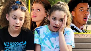 "Sierra & Olivia REACT to ""SWITCH"" by Mimi & Justin!"