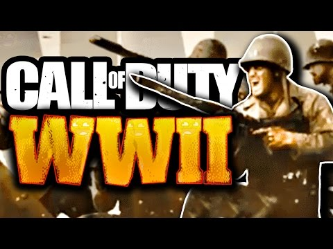 NEW CALL OF DUTY LEAKED: CALL OF DUTY WORLD WAR 2! (COD WW2 IMAGES, COD 2017.. NAZI ZOMBIES??)