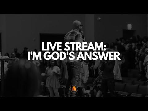 I'm God's Answer // Wayne Chaney Jr