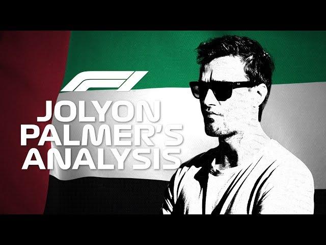 Verstappen vs Leclerc, Sainz Sending It and More! Jolyon Palmer On The 2019 Abu Dhabi Grand Prix
