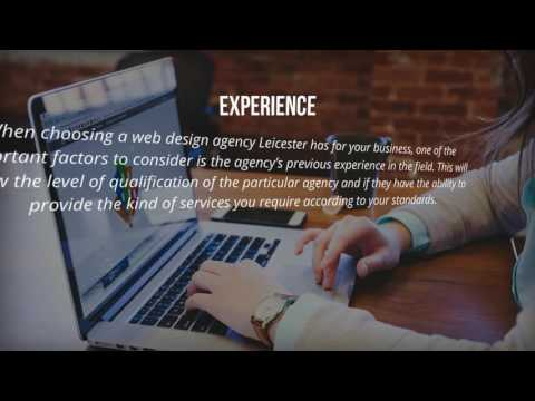 Web Design Agency Leicester: Choosing a Web Design Agency