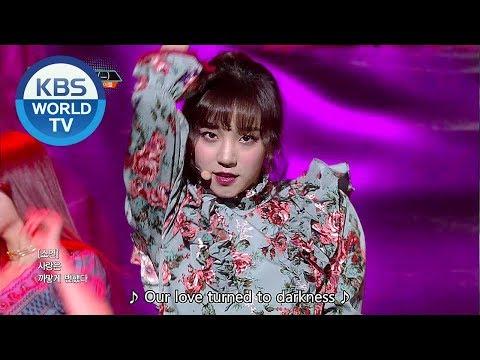 (G)I-DLE - HANN (Alone) | (여자)아이들 - 한 (一) [Music Bank / 2018.09.07]