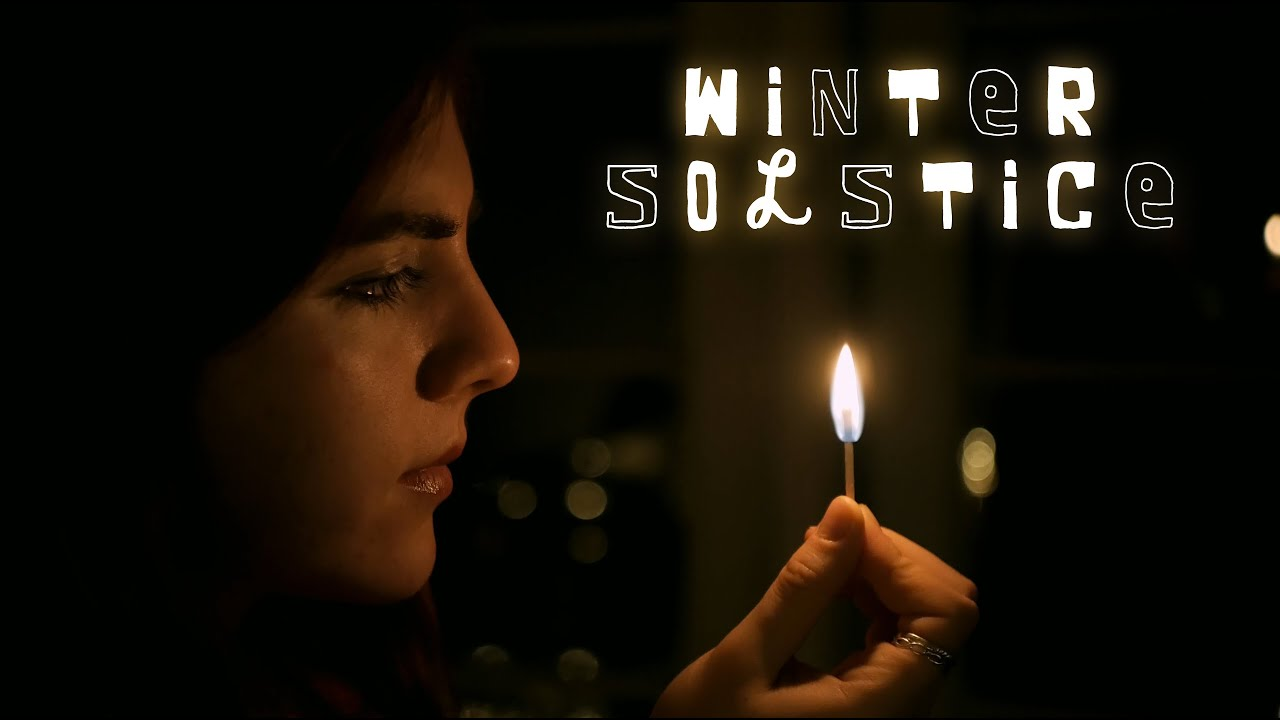 Winter Solstice  ||  Yule Poetry Film