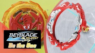 beyblade burst be the one series episode 2 lets pull off the revive crush