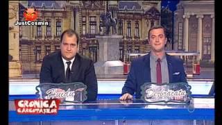 Cronica Carcotasilor 21.09.2016 (Balbe si tampenii televizate) (Sezon Nou)
