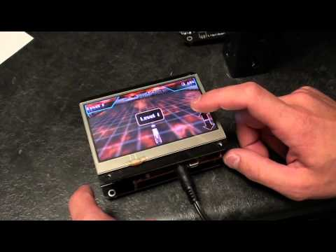 Tron on Android BeagleBoard Gadget