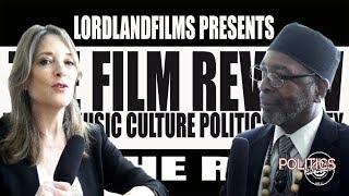 TFR: POLITICS - MARIANNE WILLIAMSON PRESIDENTIAL CANDIDATE INTERVIEW | LORDLANDFILMS.COM