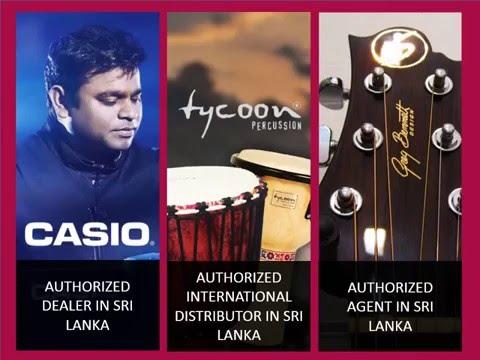 Shobi Music Centre Music Instruments in Colombo