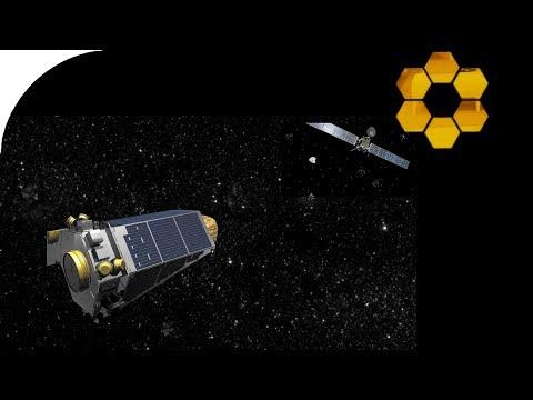 Kepler Telescope spots Rosetta's final moments on Comet 67P
