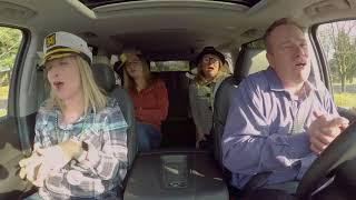 AKFCF Carpool Karaoke Keep 'Em All