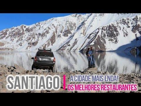 O que fazer em Santiago - Chile - Nosso roteiro de 1 semana -2018