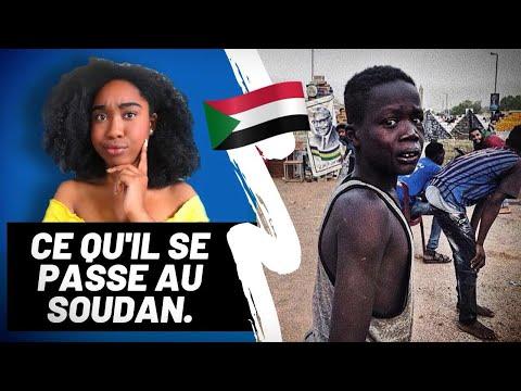 MASSACRE AU SOUDAN : JE VOUS EXPLIQUE TOUT.   FLASH INFO #1