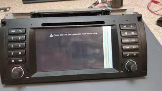 Winca S100 S150 не грузится, зависла, белый экран