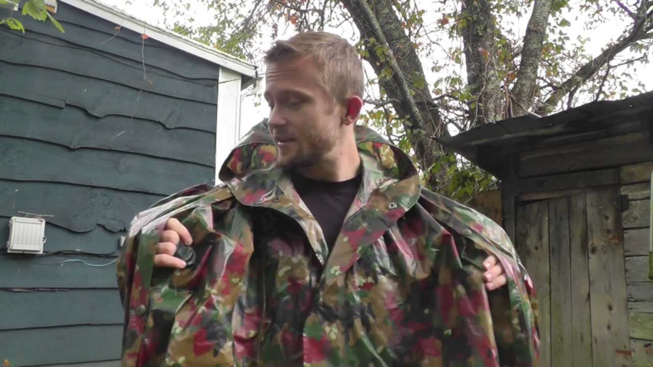 Swiss Camo Wet Weather Poncho Review The Outdoor Gear