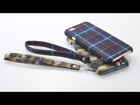 Simplism [NUNO] Fabric Case for iPhone 6s