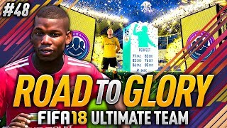 FIFA 18 ROAD TO GLORY #48 - PERFECT PACK PULL!!