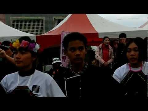 卑南族2012年聯合年祭大會舞「大巴六九篇」