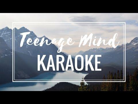 Teenage Mind (KARAOKE) // Tate McRae