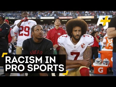 Racism In The NFL, NBA, And MLB