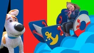 Bingo Dog Song | Kids Songs & Nursery Rhymes | Little Baby Playing on the Playground for Children