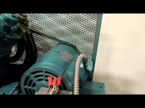 Leroi 550a 10 Hp Air Compressor