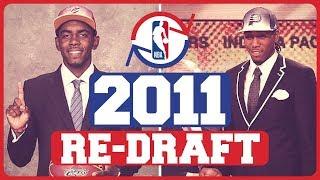 ¿cÓmo SerÍa Hoy El Draft Nba De 2011?