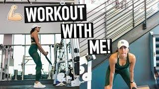 Full Body Workout, Healthy Smoothie Recipe, & Updates!   Jeanine Amapola
