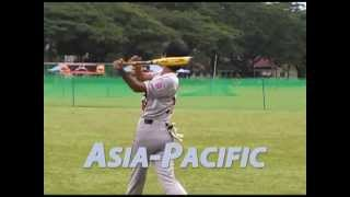 Aspac 2013 Junior League Baseball Highlights Hong Kong Vs Taipei