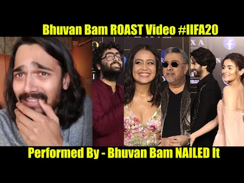 Bhuvan Bam NAILED It ! 😂 Mimics & ROASTS IIFA Awards 2019 | Credits - BB Ki Vines Mp3