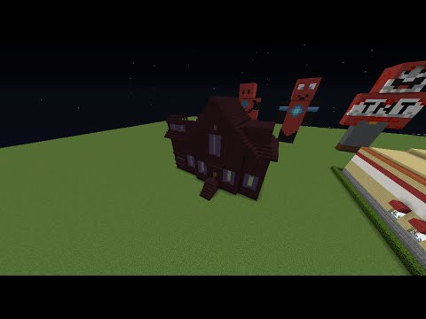 How To Build Gru S House In Minecraft
