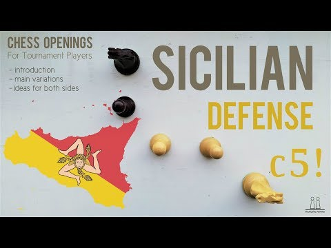 Sicilian Defense (introduction, ideas & variations) ⎸Chess Openings
