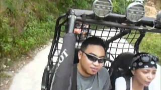 Bora ATV, BUG Car Ride (Malay, Aklan Drift) -The Hikezillas
