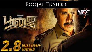 Poojai Trailer | Vishal,Shruti Haasan | Hari | Yuvan Shankar Raja