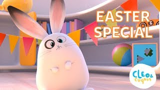 Easter Bunny. Cleo and Cuquin Nursery Rhymes - children songs and videos (23 min)