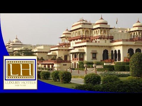 Luxury Hotels - Rambagh Palace - Jaipur