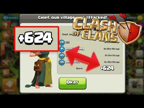 Clash of  clan town hall 4  base ||th4 top 3 base ||best defence base  -new update 2017