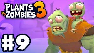 GARGANTUARS! - Plants vs. Zombies 3 - Gameplay Walkthrough Part 9