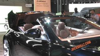 Fisker Karma S Concept  Videos