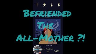 Reigns: Her Majesty Game Play Ep. 01 - Befriended the All-Mother?! Mobile Game Let's Play