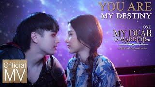 [Official MV] You Are My Destiny Ost.My Dear Warrior มหัศจรรย์รักข้ามกระดาษ