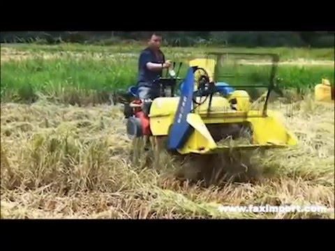 Cosechadora de trigo en venta