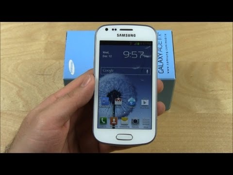 Samsung Galaxy Ace 2X (Mini S3) - Full Review!