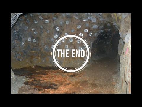 Abandoned Gold Mine Australia
