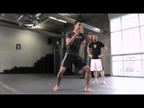 How to do basic footwork in Krav Maga and MMA from YouTube · Duration:  57 seconds