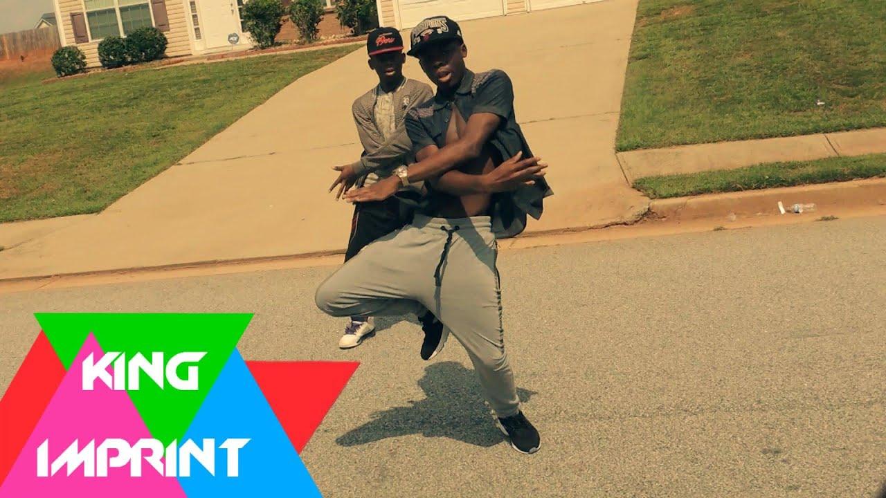 Blake ft Silento - Rocabye Freestyle Dance #WhipDance whip/nae nae King Imprint