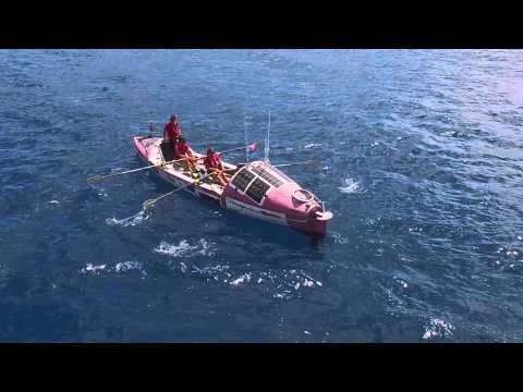 Losing Sight of Shore - 4 Women Set out to Row the Pacific Ocean