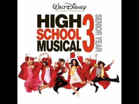 High School Musical 3 / The Boys Are Back FULL HQ w/LYRICS