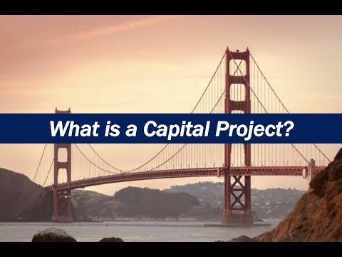 What Is A Capital Project?